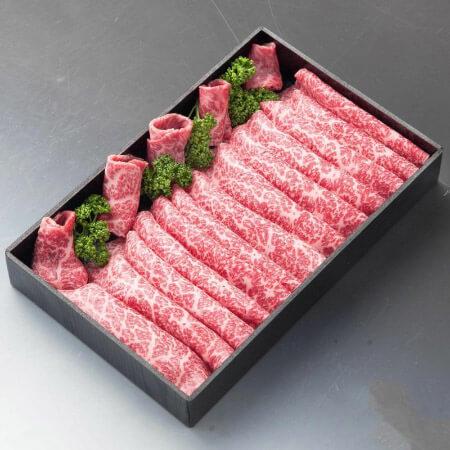米沢牛A5モモとロースの食べくらべセット