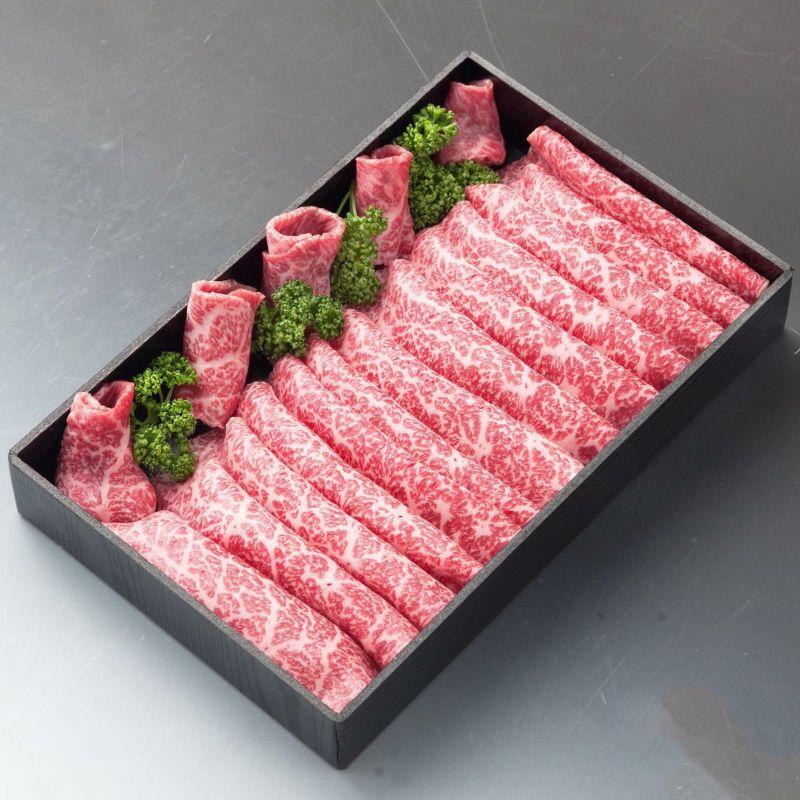 米沢牛ももしゃぶしゃぶ 1㎏(桐箱入り)