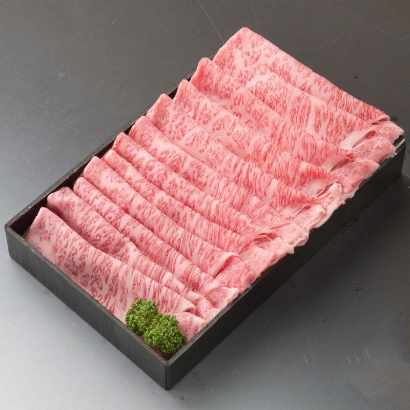 米沢牛ロースしゃぶしゃぶ 1㎏(桐箱入り)