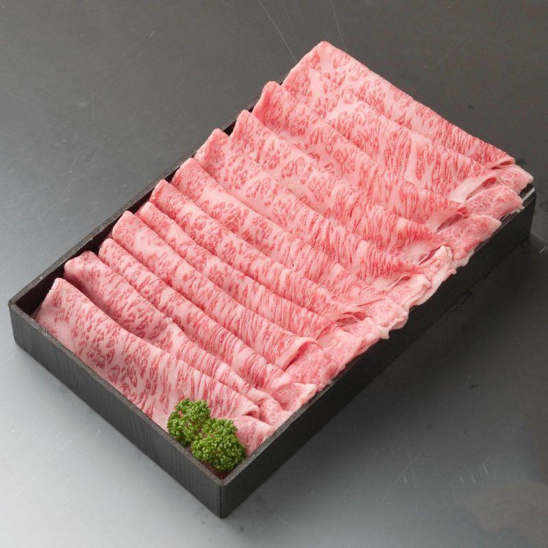米沢牛ロースすき焼き 1㎏(桐箱入り)