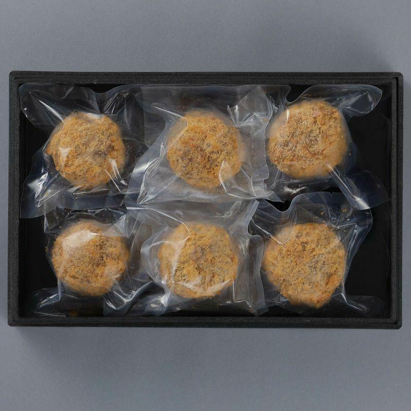【オープン記念フェア特別価格】ハニーチーズコロッケ6個入り